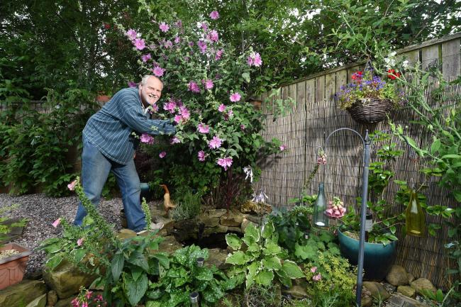 Six Town Housing Launch Annual Gardening Competition | Tim Pickstone